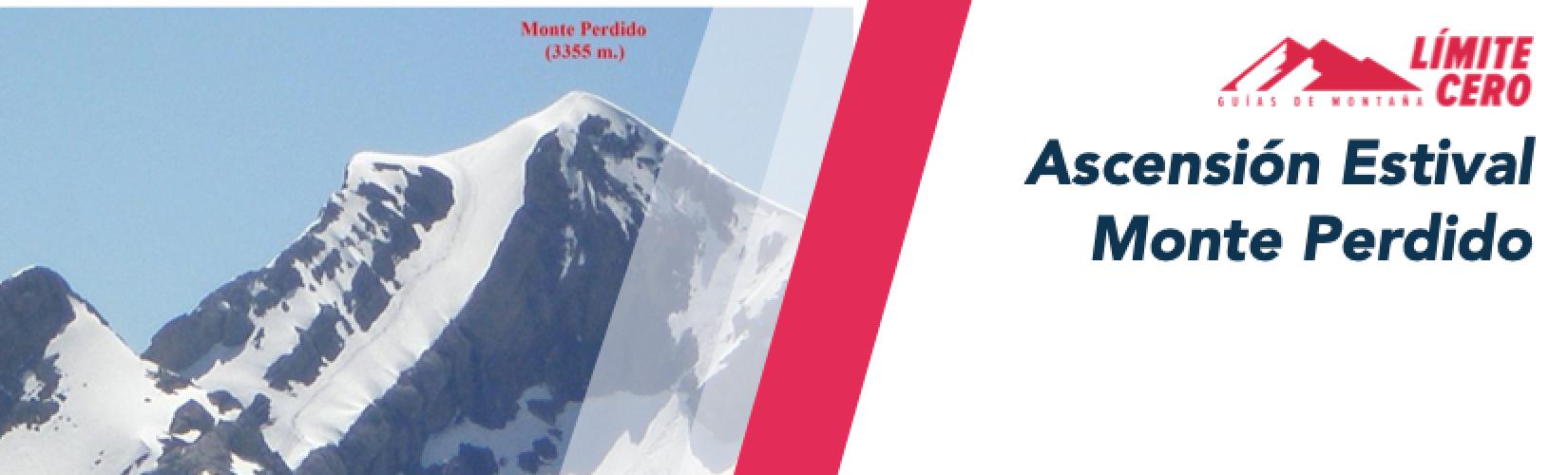 Ascension estival Monte Perdido